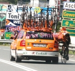 ...bei Euskaltel...
